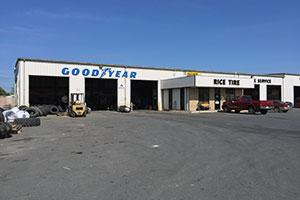 rice tire visit  winchester va location local tire shop location info