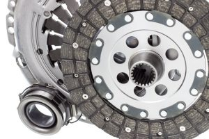 Rice tire Clutch Transmission