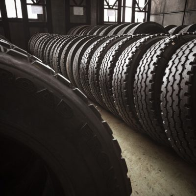 Rice Tire Tires in Rack