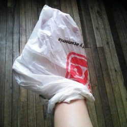 Covid 19 Rice Tire Plastic bag Fueling glove COVID-19 CORONAVIRUS - Staying Safe at the Pumps