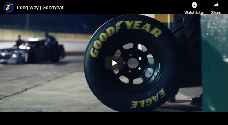Rice Tire - Goodyear - The Long Way